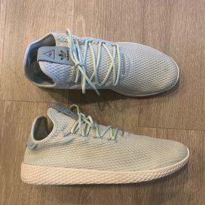 Adiddas Tennis Hu Mint Green Sneakers 12